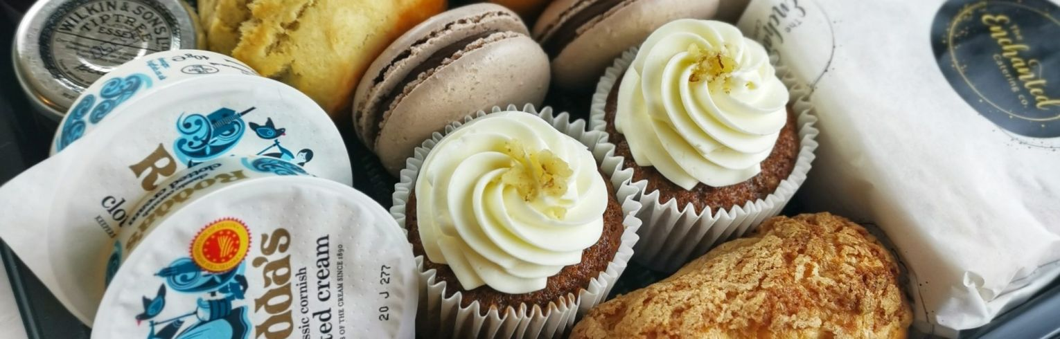 Afternoon Teas to go